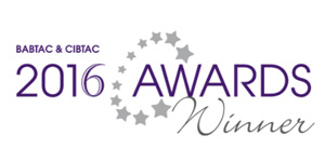 BABTAC 2016 Awards Winner